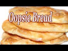 Oopsie: pão fit quase sem carboidrato | Super Mama Fit