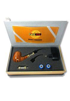 #E-Pipe 618 Starter Kit - 900 mah – I LIKE E-CIGARETTES http://www.ilikeecigarettes.com/products/e-piba-618-startkit-900-mah