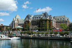 Victoria attractions - 10 amazing things to do in Victoria, the ghost city of Vancouver Island in British Columbia, Canada. Victoria City, Victoria Canada, Victoria Island, Queen Victoria, Victoria Attractions, Fairmont Empress, Ontario City, Buchart Gardens, French Beach