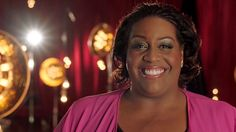 "Strictly Come Dancing 2014 - Alison Hammond: ""I am absolutely overjoyed to be joining the Strictly team. I am ready to immerse myself in glitter and hard work, with a dash of fun along the way!"""