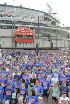 Special Events Management - Race to Wrigley 5K Run
