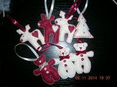 Мои первые фетровые игрушки / Новый год / новогодние подарки,поделки и костюмы