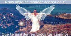 estoy cercada por sus angeles