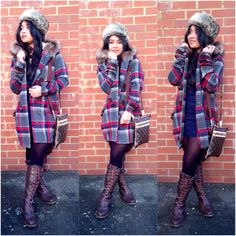One thing I love about winter, WEARING BEAUTIFUL COATS