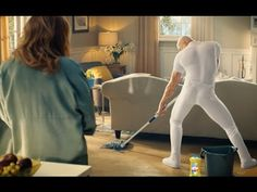 "Clean gets sexy in a new Super Bowl ad that declares, ""You gotta love a man who cleans. Clean does it all over the house, and there's a sexy Mr. Clean Super Bowl commercial to … Mr Clean Meme, Meister Proper, Super Bowl, Advertising History, Funny Commercials, Le Net, Dreaming Of You, Bowls, Told You So"