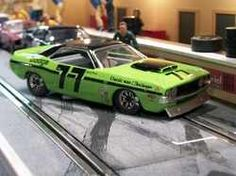 slot car pit stops