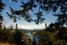 Pictures from Lake Coeur d'Alene