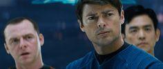 Karl Urban (Bones in Star Trek reboot)
