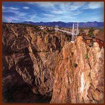 Royal Gorge Bridge & Park in Canon City Colorado