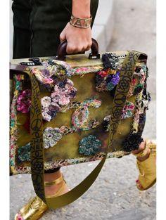 Om van te watertanden: de accessoires van de Chanel-show | ELLE