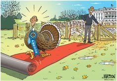 Capitol Quip's Thanksgiving Pardon