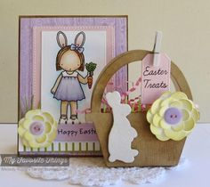 Easter Gift Set by mrupple - Cards and Paper Crafts at Splitcoaststampers