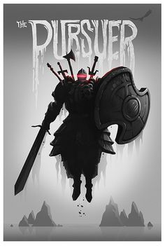 The Pursuer – SparklyCrow