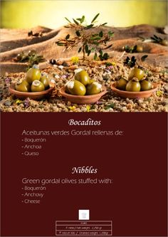Spanish Food Prodespa: Green Olives Stuffed Top Quality - stuffed typical...