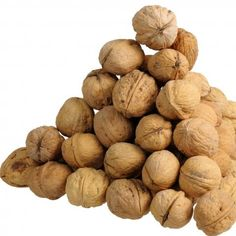 Walnuts:  High in omega 3 fatty acids, manganese and copper.  They also contain an essential amino acids used by the body to make nitric oxide, which is required for keeping blood vessels flexible.