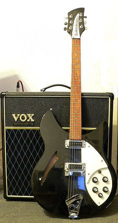 Rickenbacker and Vox. Combine these with a few Beatles and you have attained the power to change the world.