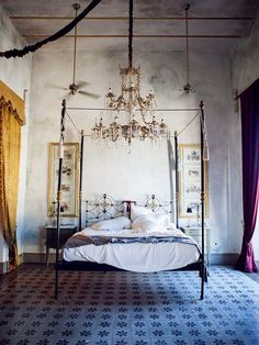 Dormitorio Decoración soñadora-21-1 Kindesign