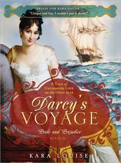 Darcy's Voyage - Kara Louise