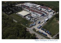 PAPREC PLASTIQUES 27 à La Neuve Lyre collecte, broie, micronise, régénère les déchets plastiques selon leur type. #recyclage #valorisation #plastique www.paprec.com