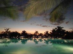 The view from Le Corail Bar (Atkinson_Family_2012, Jul 2012)  Thank you to Beachcomber & Le Victoria - Mauritius