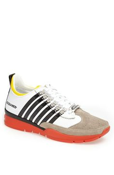 c39d3426d8 Dsquared2  SN101 Sport Low  Sneaker available at  Nordstrom Άνετο Ανδρικό  Ντύσιμο