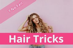 7 No-Fail Hair Tips Although hair loss may seem like a more prominent problem in men, women are nearly as likely to lose, or have thinning, hair. Hair Growth Tips, Hair Tips, Male Pattern Baldness, Hair Falling Out, Hair Breakage, Hair Loss Women, Oily Hair, Hair Loss Remedies, Prevent Hair Loss