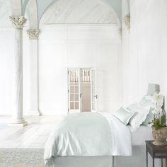 Isabella Pearl Blue Decorative Pillow