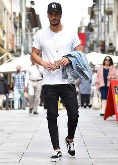 Jeans: ZaraShoes: Vansmore here