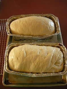 Freeze your bread dough, and have fresh baked bread whenever you want!