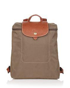 Le Pliage Backpack | Longchamp/Bloomingdales | $125.00