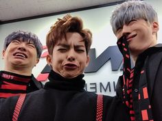 ━ senseless things victon says and does. some pictures and videos do … Random Victon Kpop, Love My Kids, My Love, Great Memes, Fandom, Korean Bands, Korean Entertainment, Cute Family, Meme Faces
