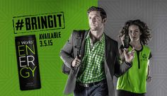 Have You Tried That Crazy Wrap Thing?   It Works! Available now for my American team! Can't wait for the Canadian release of this energy drink! All the energy, no crash :) www.thewrightbody.com