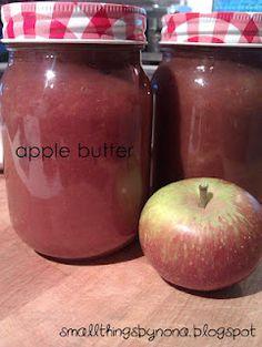 Easy Apple Butter