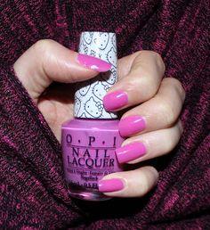 OPI Super Cute in Pink