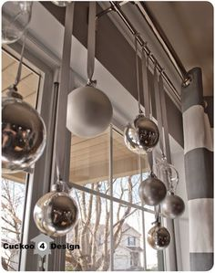 Holiday Decorating: Repurposing Ornaments With Stephanie Holoien Parks From Addison Grace Design ~ Marketplace Events