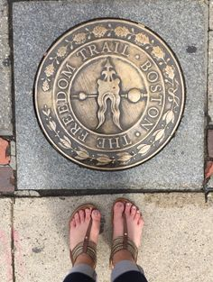 Things to See in Boston: Freedom Trail