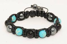 Bracelet pour homme pierre Agate /Régalite /Hématite Crane, Pierre Agate, Turquoise Bracelet, Bracelets, Etsy, Jewelry, Male Jewelry, Man Bracelet, Skull