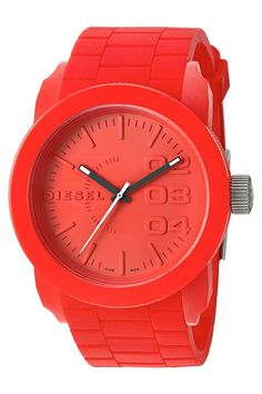Diesel Double Down DZ1440 (Red) Watches - Diesel, Double Down DZ1440, DZ1440, Jewelry Watches General, Watches, Watches, Jewelry, Gift, - Street Fashion And Style Ideas