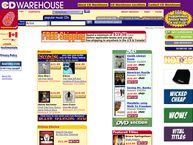 CD Warehouse Ottawa