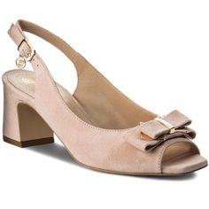 Sandále SOLO FEMME - 52212-11-H18/000-07-00 Jasny Róż