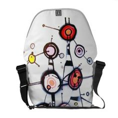 Messenger BAG I am lost in my World Wide Web