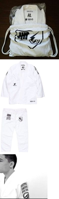 Other Combat Sport Clothing 73988: Shoyoroll X Undefeated A1l White Batch 31 **Bnib** Bjj Gi Kimono -> BUY IT NOW ONLY: $450.0 on eBay!