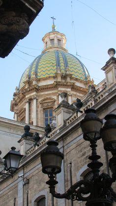 Fotografía: Ella Mallol- Palermo Palermo, Taj Mahal, Building, Travel, Fotografia, Mosaics, Viajes, Buildings, Destinations