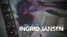 Interessante, inspirerende en bijzondere video over de kunst van Ingrid Jansen.