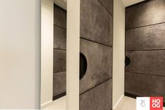De Rooy Metaaldesign - Stalen deuren met glas én leer: een perfecte combinatie - Hoog ■ Exclusieve woon- en tuin inspiratie.