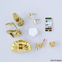 Dive in to these glamorous accessories with #TheBarbieLook Pool Chic doll! See how they are styled in Stories and shop the link in my bio! ⭐️ #barbie #barbiestyle