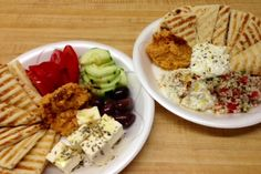 Our Uniquely Greek spreads are delicious with pita bread, an assortment of vegetables, you name it! Cheese Spread, Pita Bread, Deli, Spreads, Philadelphia, Greek, Dishes, Vegetables, Food