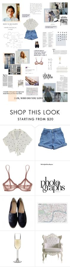 """""""2AM, WHO DO YOU LOVE? // CCC"""" by young-grasshopper ❤ liked on Polyvore featuring Bill Blass, INDIE HAIR, La Perla, Valentino, Chanel, Axis Maps and BarLuxe"""