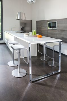 Cork Flooring: Kitchen by Real Cork Floors, via Flickr