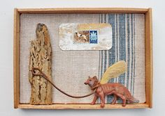 mano kellner, project 2015, kunstschachtel / art box nr 29/2015, domestizierung
